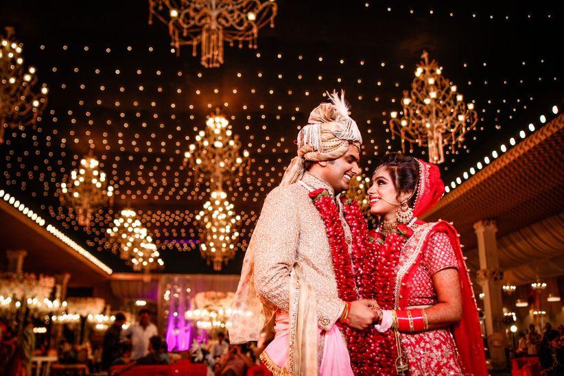A Beautiful String of Punjabi Wedding Traditions & Rituals - a