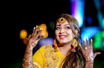 The Magical Mehndi Ceremony Explainer - What's Done, How And Why!
