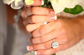 Unique designs for wedding rings setting the trends