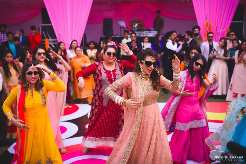 The Only Playlist of Shadi Songs You Need to Dance Away from