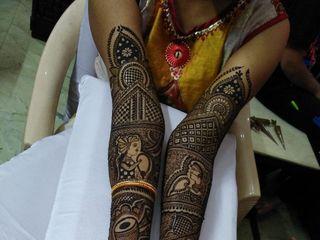 Manoj Gupta Mehandi Arts 4
