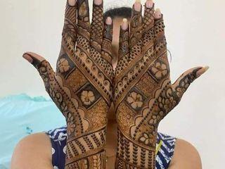 Manoj Gupta Mehandi Arts 3