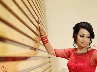 Surabhi Vj - Makeup Artist 2