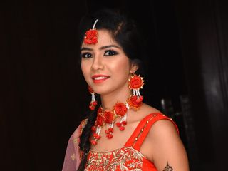 Neelam Singh - The Makeup Artist 7