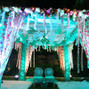 The wedding of Gavish Singhal and Wedding Lights Events 16
