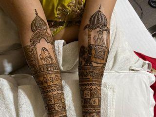 Jaipur Mehandi Artist 1