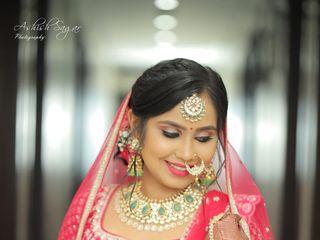 Falguni Shah Makeup 1