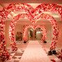 The wedding of Aashna Chawla and Seven Seas Hotel, Rohini 1