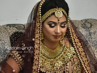 Neelam Singh - The Makeup Artist 3