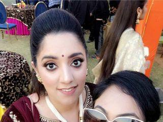 Deepa Makeovers, Lucknow 1