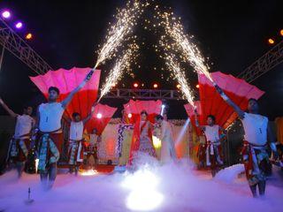 The Velvet Weddings, Delhi 1