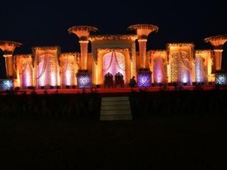 The Velvet Weddings, Delhi 5