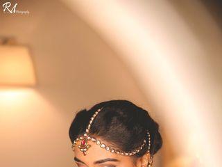 Rashi Sobti Makeup 4