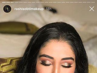 Rashi Sobti Makeup 6