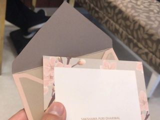 Rohan & Aparna Invitations 1