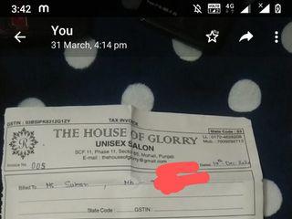 The House Of Glorry by Rajinder Kaur 1