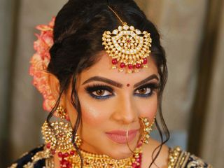Makeup by Pratiba 1