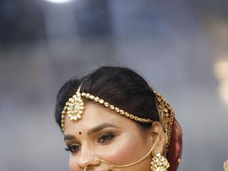 Preeti Shekhawat Makeup Artist and Hair Stylist 2