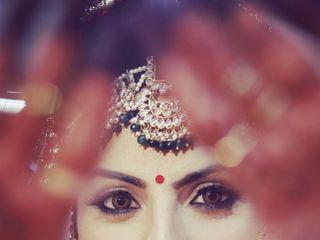 Preeti Shekhawat Makeup Artist and Hair Stylist 4