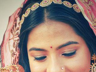 Preeti Shekhawat Makeup Artist and Hair Stylist 1