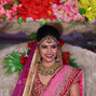 The wedding of Ankita and Glam Up by Megha 5