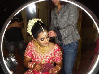 Makeup by Srishty 2