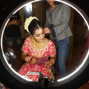 The wedding of Swati and Makeup by Srishty 9