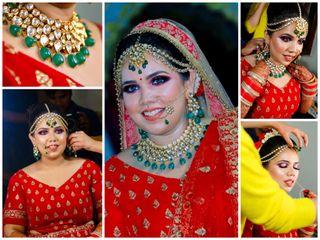 Makeup by Srishty 4