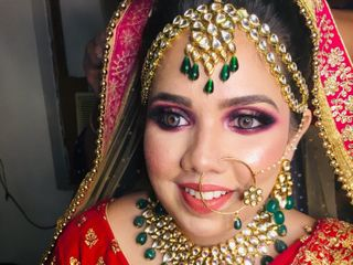 Makeup by Srishty 5