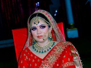 Makeup by Srishty 6