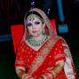 The wedding of Akrity Rastogi and Makeup by Srishty 13