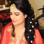 The wedding of Amandeep Arora and Shades Makeup by Shrinkhala 10