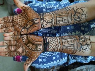 Crystal Mehndi Creations, Surat 4