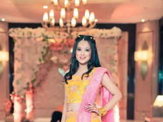 Dikshita Jindal Makeovers, Vikaspuri 1