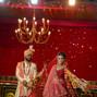 The wedding of Vishakhha Rahul Dogra and Om Sons Bridal Store 17
