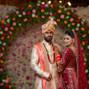 The wedding of Vishakhha Rahul Dogra and Om Sons Bridal Store 20