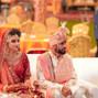 The wedding of Vishakhha Rahul Dogra and Om Sons Bridal Store 24