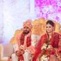 The wedding of Vishakhha Rahul Dogra and Om Sons Bridal Store 28