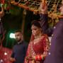 The wedding of Vishakhha Rahul Dogra and Om Sons Bridal Store 29