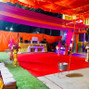 The wedding of Rohit Kumar and The Royal Palace 11