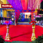 The wedding of Rohit Kumar and The Royal Palace 16