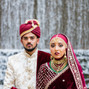 The wedding of Anam Momin and Om Sons Bridal Store 10