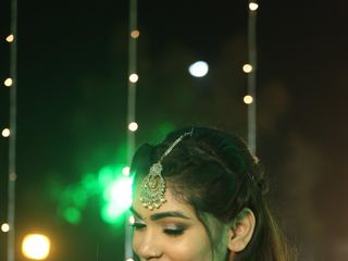 Glam Makeovers by Nandini Pandey 1