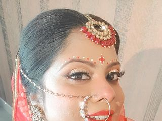 Makeup Marvels by Mamatha Reddy 3