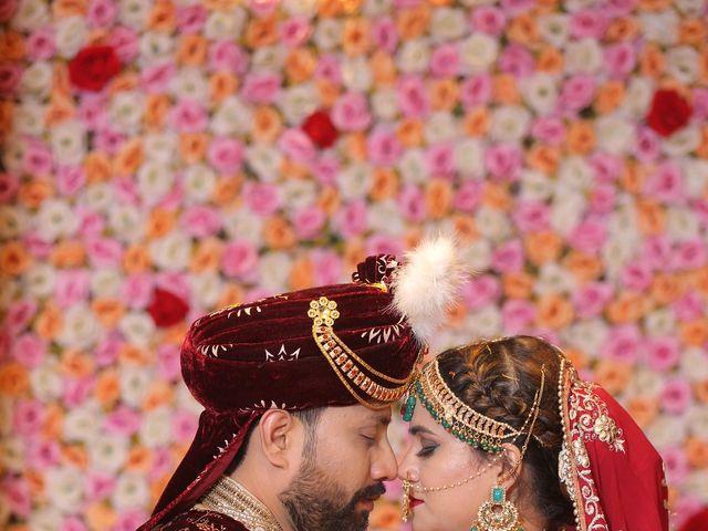 The wedding of Shweta and Piyush
