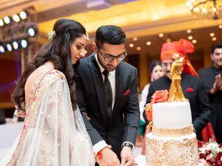 The wedding of Ritika and Akshay 2