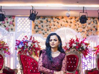 The wedding of Pallavi and Prashant 2