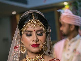 The wedding of Pallavi and Prashant 3