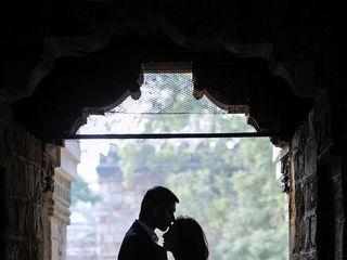 The wedding of Kshitij and Shaista 2