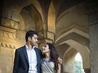 The wedding of Kshitij and Shaista 3